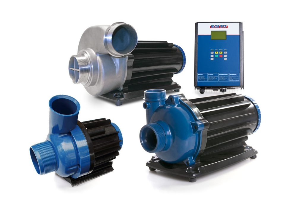 Blue Eco pumps overview